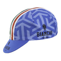 Bianchi Milano Surf Blue Cap