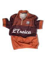 Eroica Vintage Gaiole Wool Blend Jersey