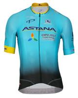 2017 Astana FRC Pro FZ Jersey