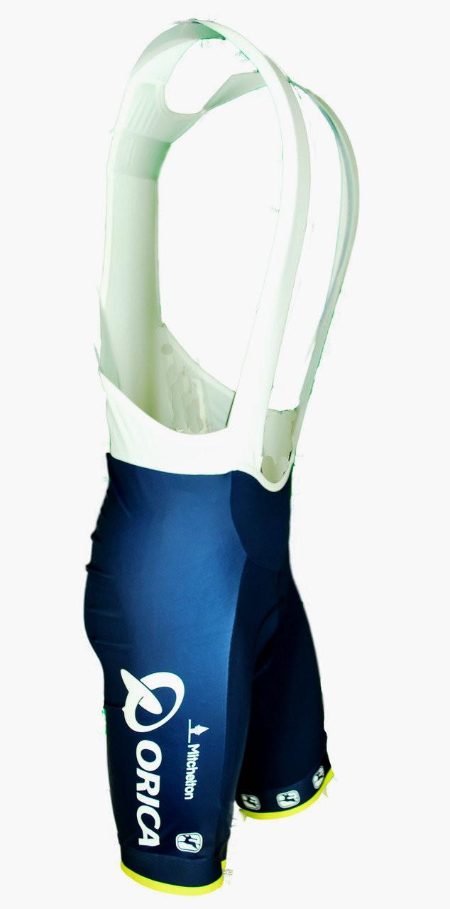 b742a08bd 2017 Orica GreenEdge Velo Pro Bib Shorts.