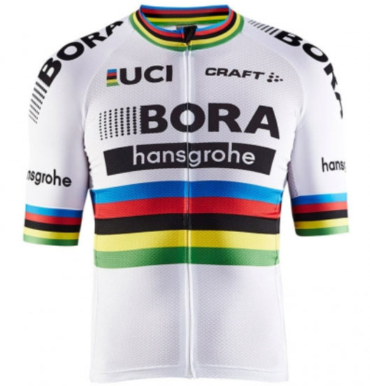 Bora Hansgrohe Sagan World Champ Jersey