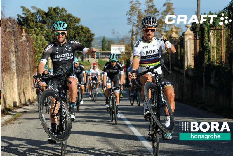 Bora Hansgrohe Sagan World Champ Jersey Rider