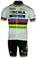 Bora Hansgrohe Sagan World Champ Jersey Front