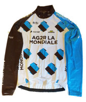 2017 AG2R La Mondiale Long Sleeve Jersey