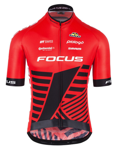 2017 Focus XC FZ Jersey