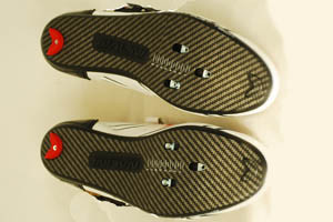 Nalini Torpedine Shoes Bottom View