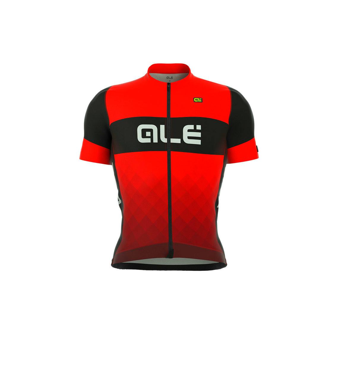 ALE Rumble R-EV1 Red Black Jersey