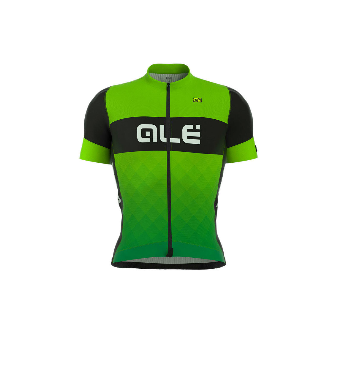 ALE Rumble R-EV1 Green Black Jersey