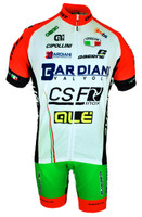 2017 Bardiani CSF Full Zipper Jersey