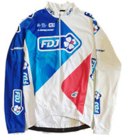 2017 FDJ Long Sleeve Jersey