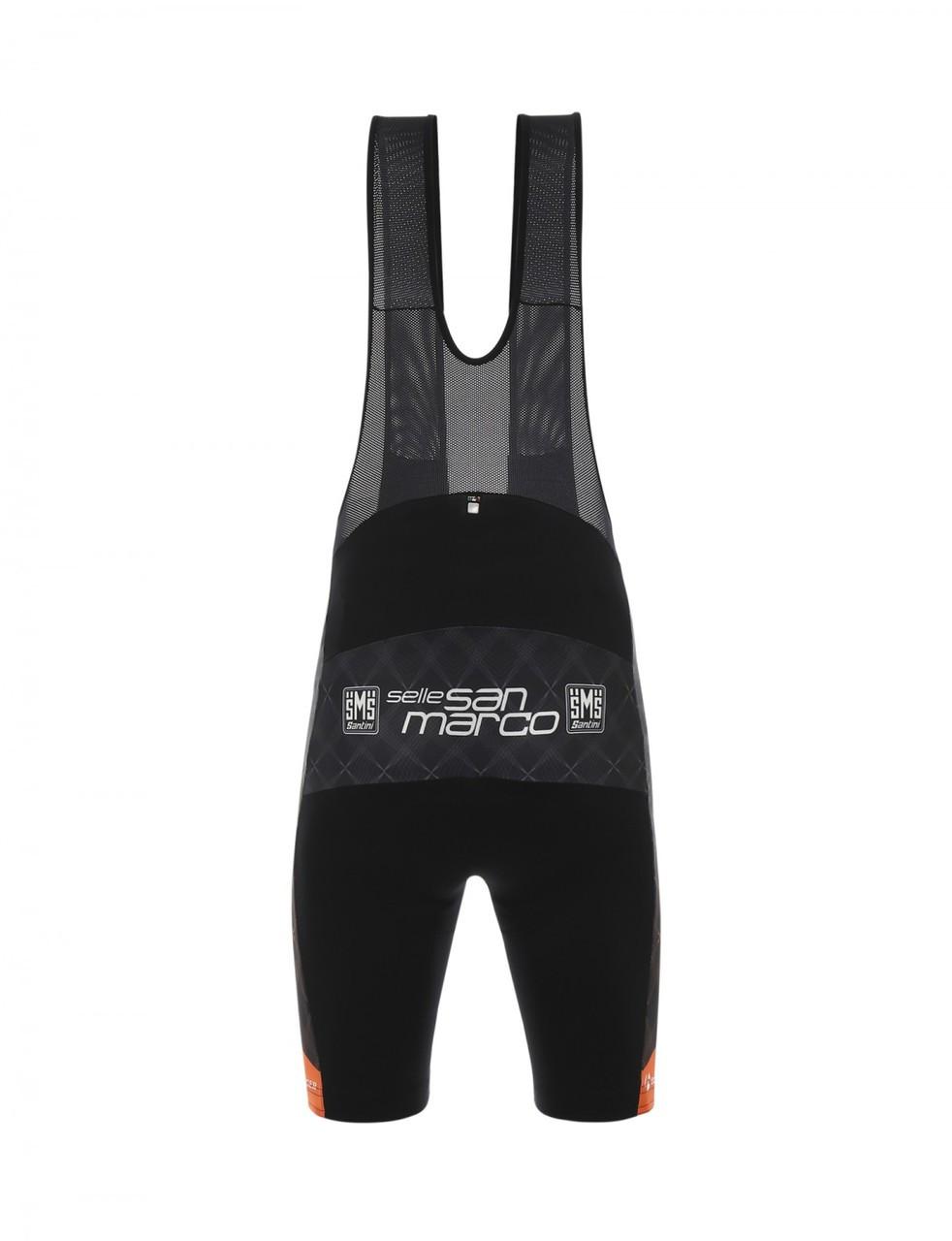 2017 Trek San Marco Bib Shorts Rear