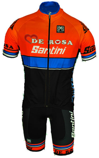 2017 DeRosa Santini FZ Jersey