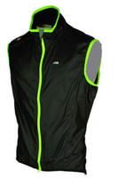 Nalini Carzano Black Wind Vest
