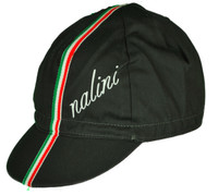Nalini Italia Strip Black Cap
