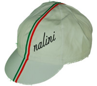 Nalini Italia Strip White Cap