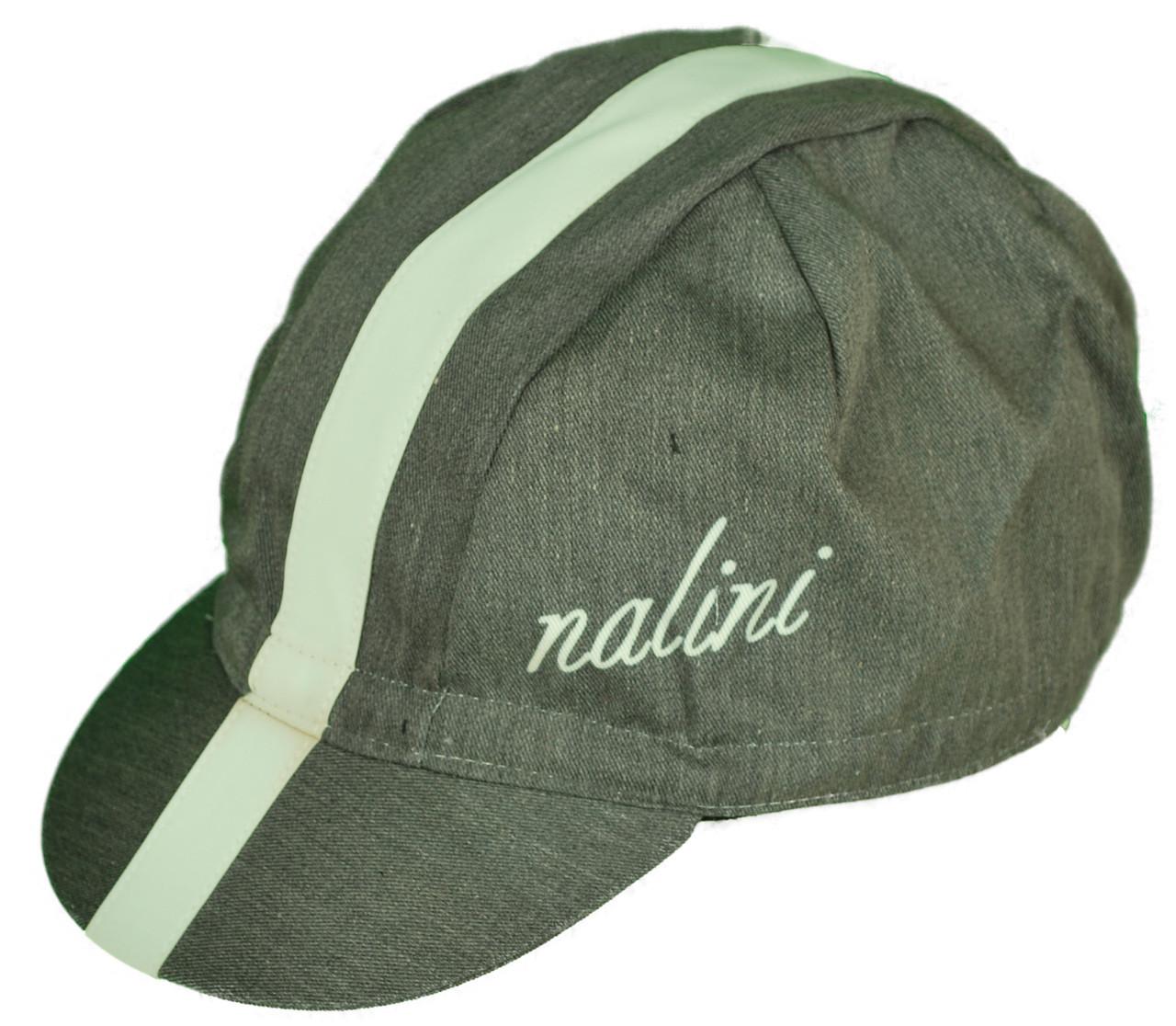 Nalini Settana Retro White Cap