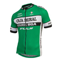 2017 Caja Rural Full Zip Jersey