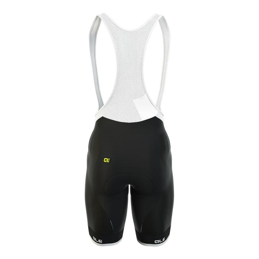 ALE Excel Radical 2H Shammy Black Bib Shorts