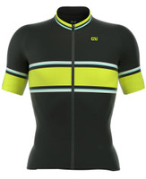 ALE PRR 2.0 Speedfondo Yellow Black Jersey