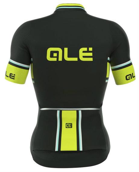 64713482d ALE PRR 2.0 Speedfondo Yellow Black Jersey