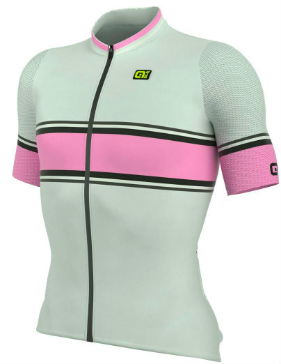 ALE Speedfondo Grey Pink Jersey Side