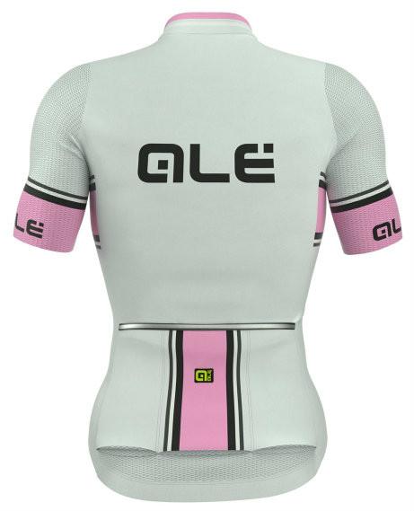 ALE PRR 2.0 Speedfondo Grey Pink Jersey Rear