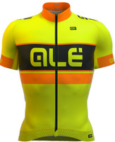 ALE Bermuda Yellow Fluorescent Jersey