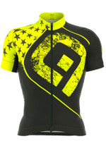 ALE' Stars and Stripes PRR Yellow Jersey