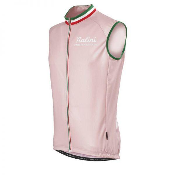 Nalini Passo Pink Tank Jersey Closeout
