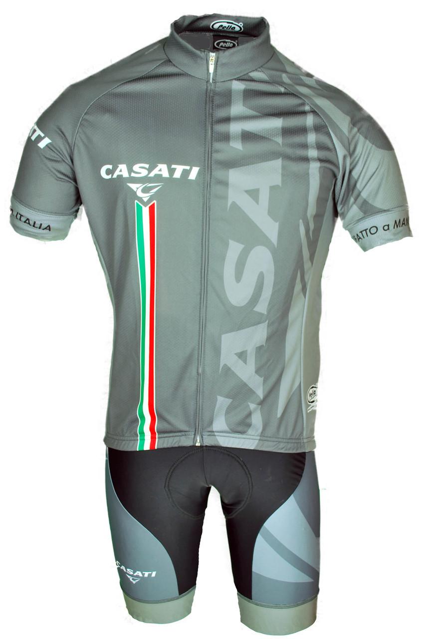 Casati Retro Full Zipper Jersey 275627801