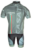 Casati Retro Full Zipper Jersey