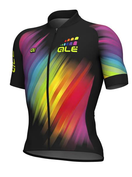 ALE Multicolor Black Jersey
