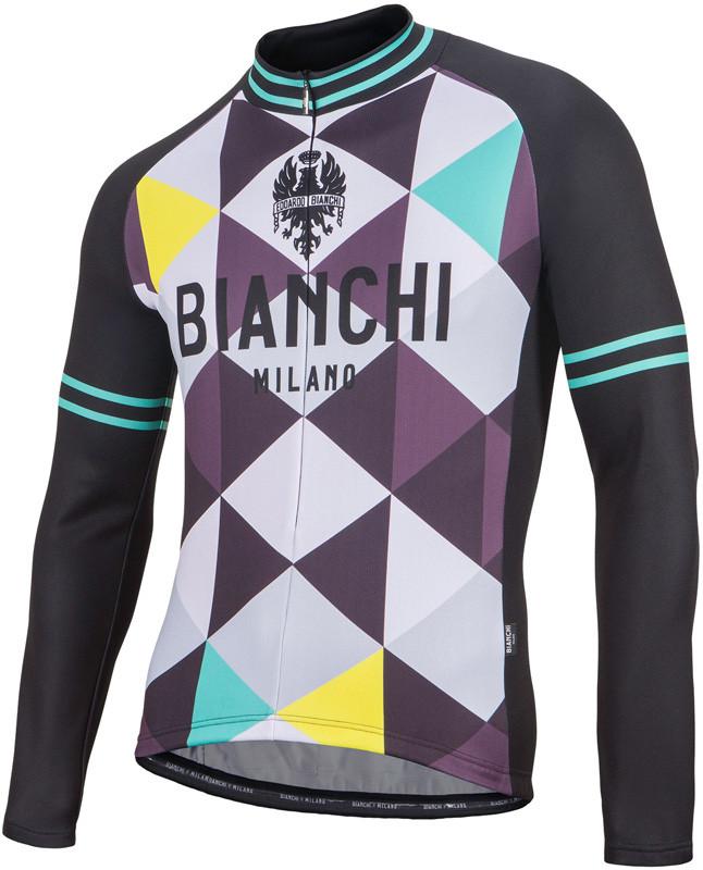 Bianchi Milano Leggenda1 Triangle Long Sleeve Jersey