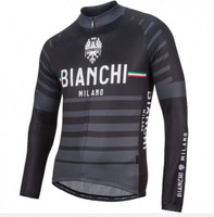 Bianchi Milano Succiso Long Sleeve Jersey