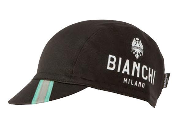 Bianchi Milano Presezzo Winter Black Black Cap
