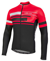 Nalini Fatica Red Long Sleeve Jersey