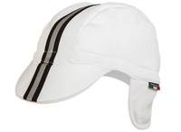 Nalini Guistino Winter White Cap