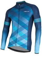 Nalini Merak A Blue Long Sleeve Jersey