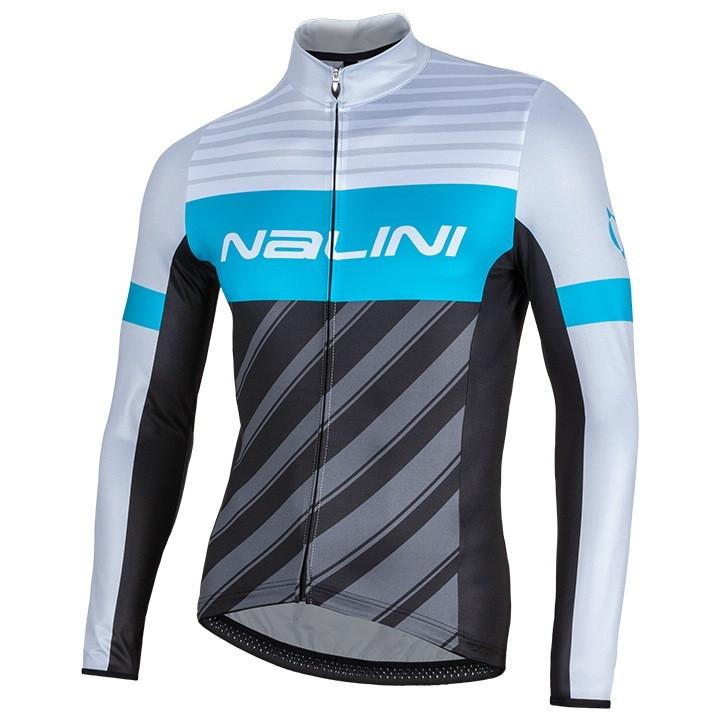 Nalini Mizar A Blue Long Sleeve Jersey