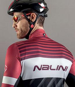 Nalini Mizar A Red Long Sleeve Jersey  Rider