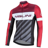 Nalini Mizar A Red Long Sleeve Jersey