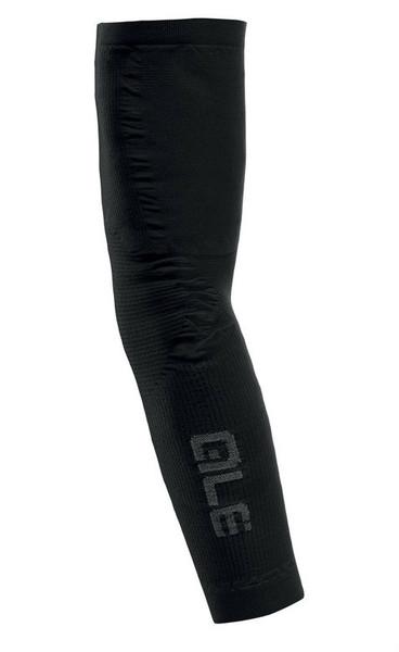 ALE Seamless Leg Black Warmers
