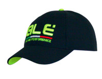 ALE Podium Cap Black Cap