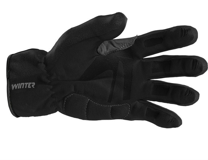 ALE Sottozero Winter Black Gloves