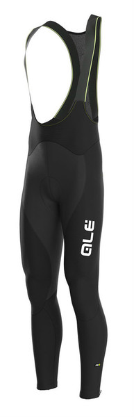 ALE Clima PRR Clima Protection Thermal Black Bib Tights Side