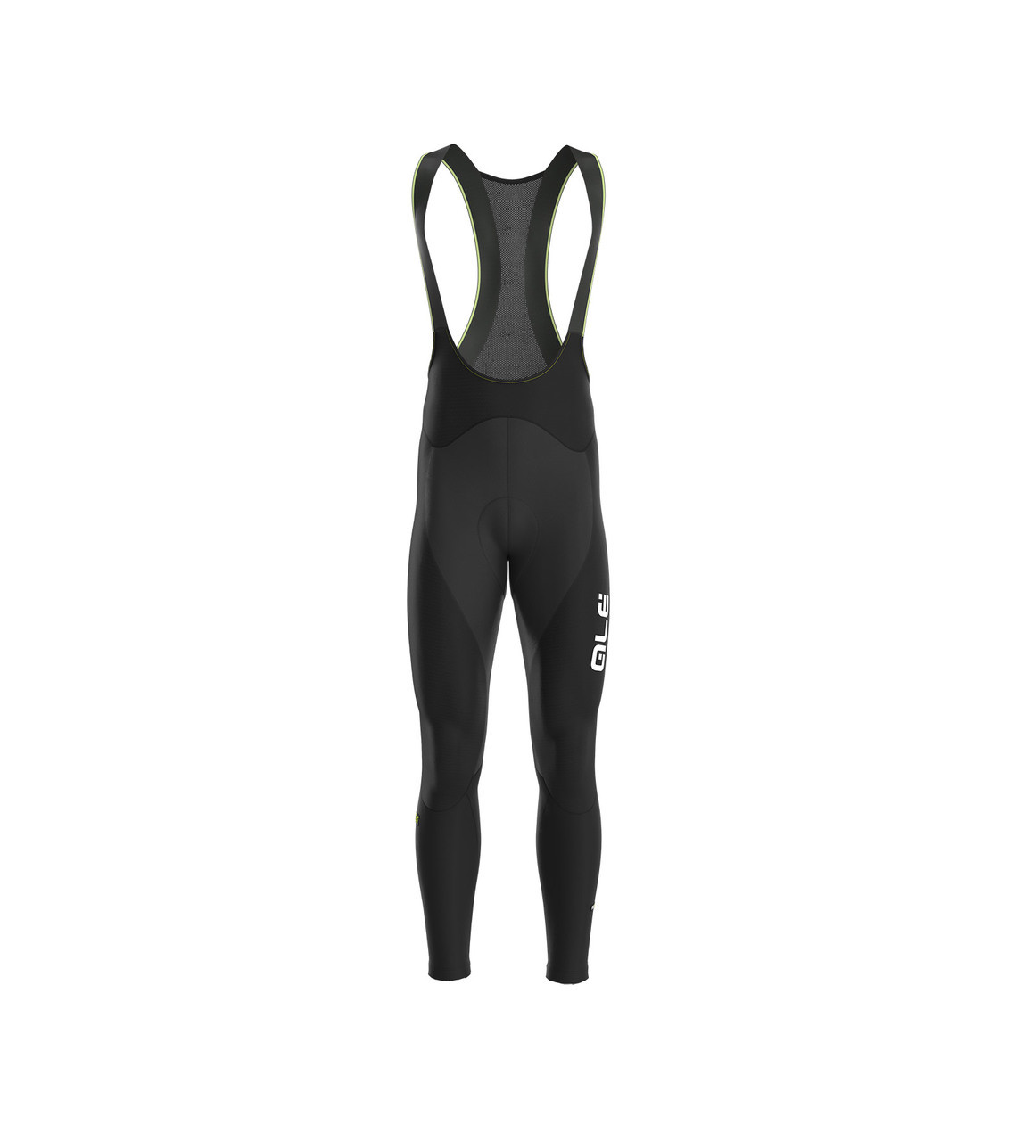 ALE Clima PRR Clima Protection Thermal Black Bib Tights