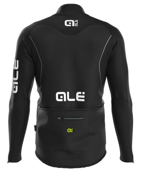 ALE Clima PRR Clima Protection Medium Duty Black Jacket Rear