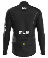 ALE Clima PRR Clima Protection Medium Duty Black Jacket Rear