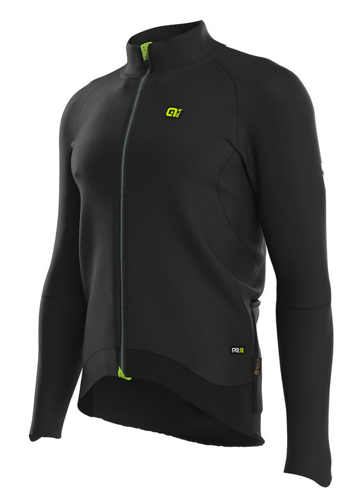 ALE Clima PRR Clima Protection Medium Duty Black Jacket