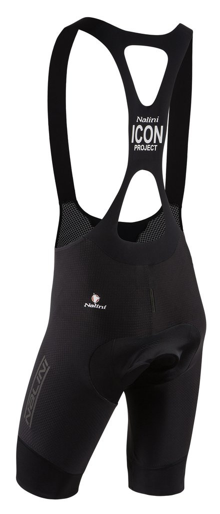 Nalini Integra Cut Xrace Aero Bib Shorts Rear